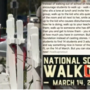 #WalkUp movement gains traction as response to nation school walkouts