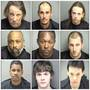 Police: Nine arrested, so far, in drug bust operation in Central Virginia