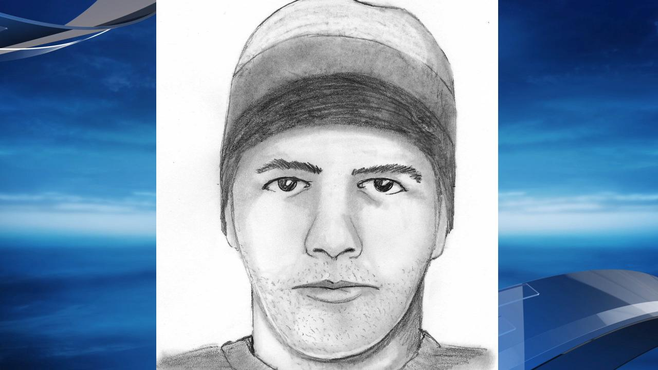Sketch of suspect in sex assault of 9-year-old child. (Clackamas County Sheriff's Office)