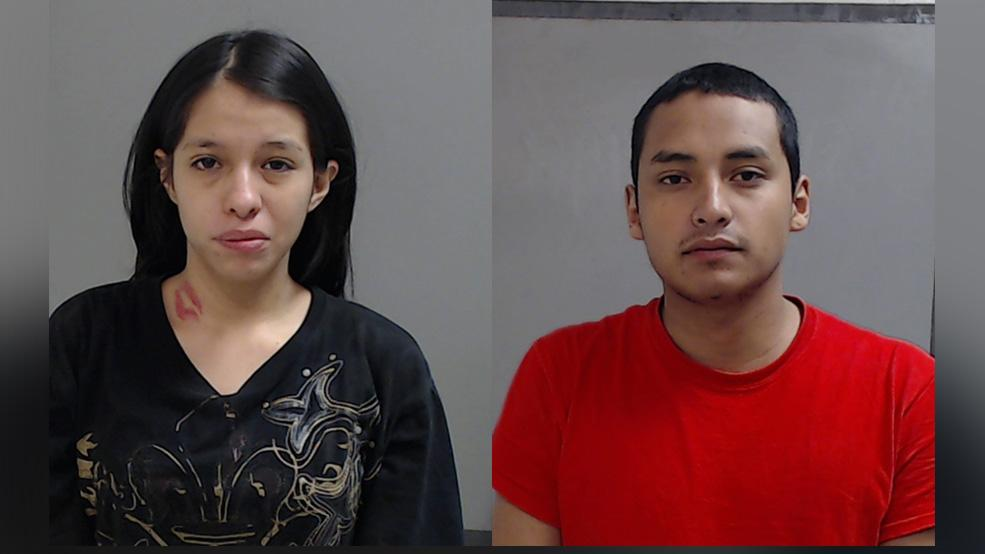 Beverly Casandra Garcia (left) and Braulio Villegas (right) (Source: Hidalgo County Sheriff's Office)<p></p><p></p>