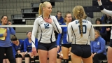 Photos: Green Bay Southwest at Bay Port volleyball regional