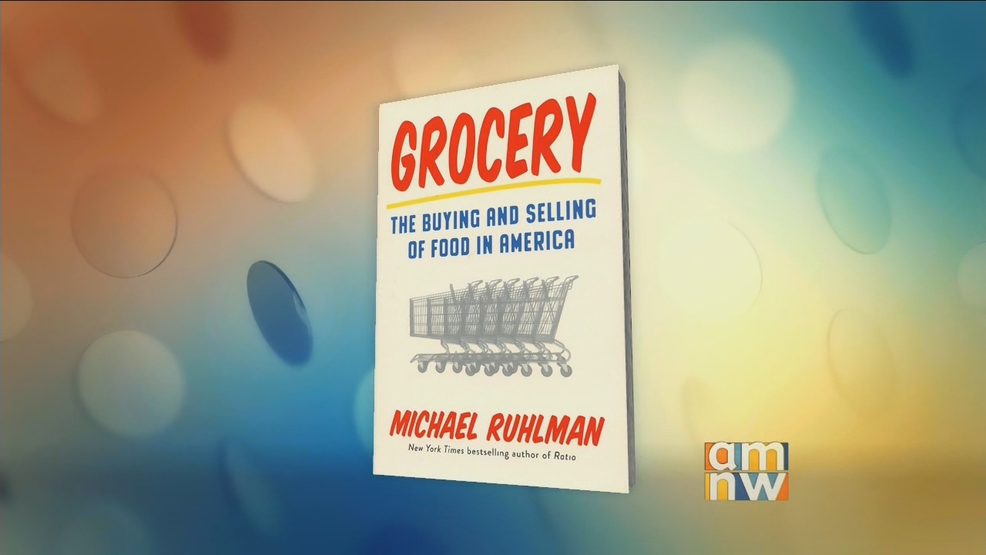 """Grocery"" author, Michael Ruhlman"