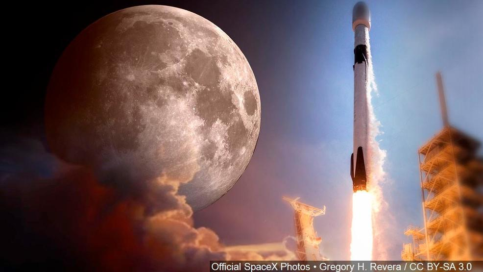 Social stargazer? NASA looking for social media users to attend next SpaceX launch