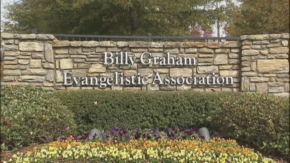 Billy Graham Evangélica de la Asociación de destino con amenazas - WLOS 1