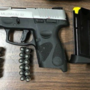 Fall River pair arrested on gun charges