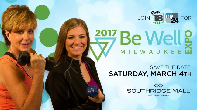 SAVE THE DATE: Be Well Milwaukee Expo 2017