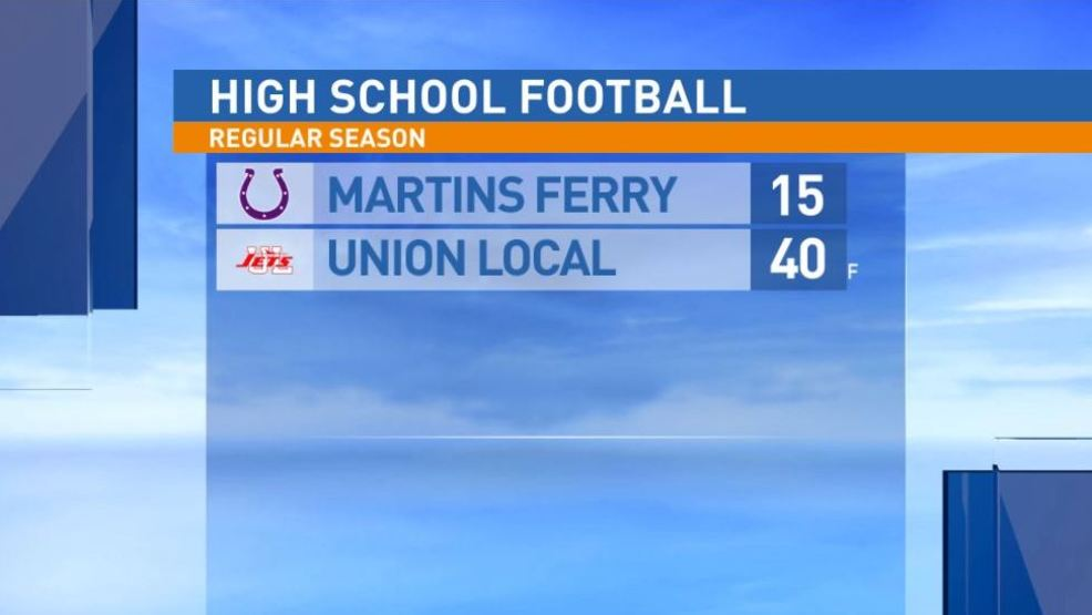 9.8.17 Highlights: Martins Ferry at Union Local