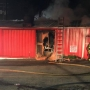Georgetown restaurant gutted by fire