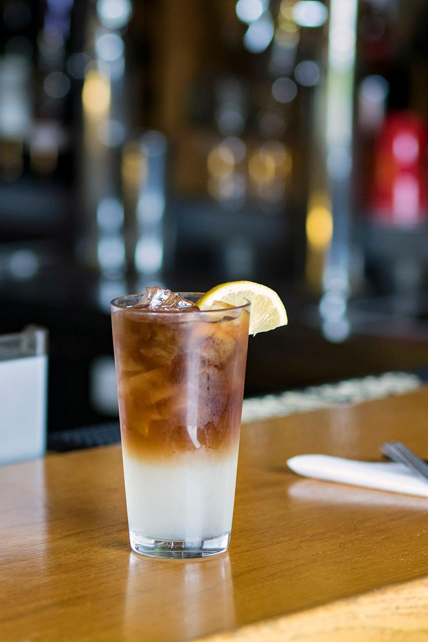 <p>Long Island Iced Tea made with homemade sour mix{&amp;nbsp;}/ Image: Allison McAdams // Published: 10.21.18</p>