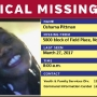 Police searching for critically missing 13-year-old D.C. girl