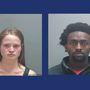 Couple charged with 10 counts each of felony child abuse of 1-year-old