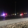 Lanes of Highway 75 near Apache open after deadly crash