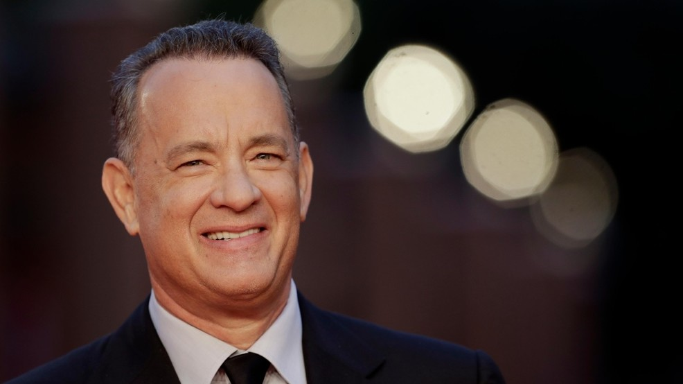 Tom Hanks visits Seattle and his reading list has KVI talking