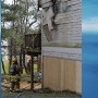 Fire displaces two in Columbia townhouse