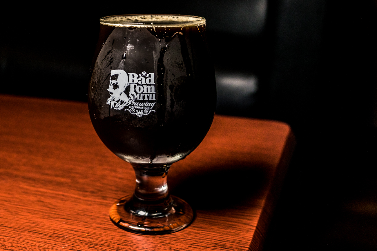 Coal Hearted Killer Russian Imperial Stout / Image: Catherine Viox // Published: 1.20.20