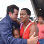 Puerto Rico governor welcomes US evacuees from St. Martin