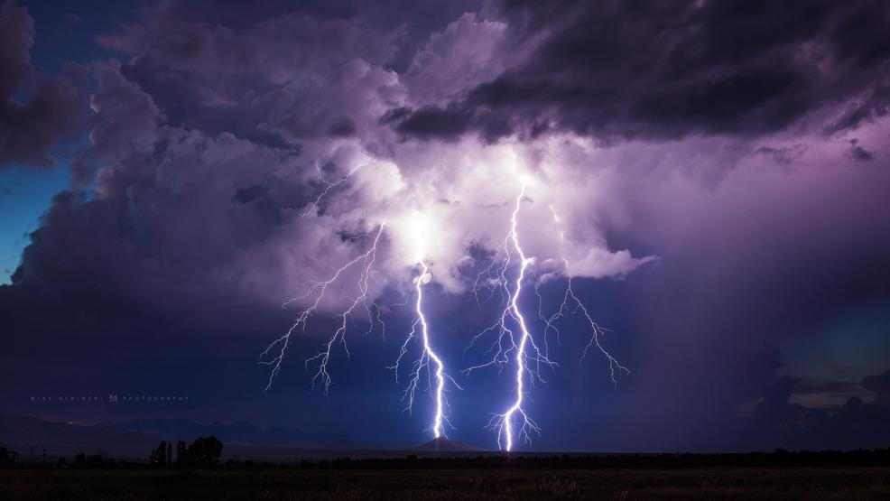 Arizona Storm Chaser Publishes Incredible Video