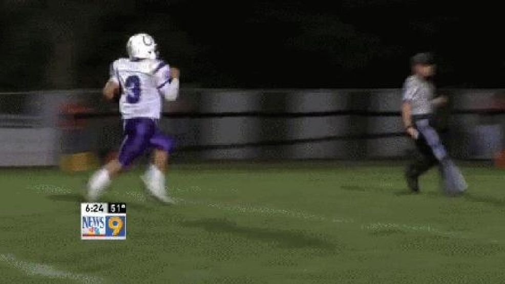 Week 10: Softite Community Federal Credit Union/WTOV9 Player of the Week, Martins Ferry's Arjay Burress