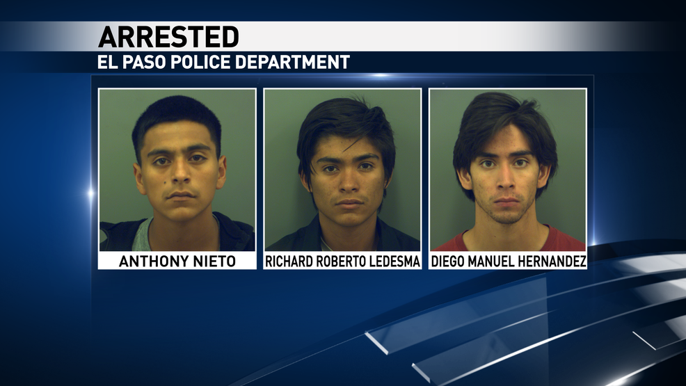 3 teens accused of robbery during e-commerce transaction