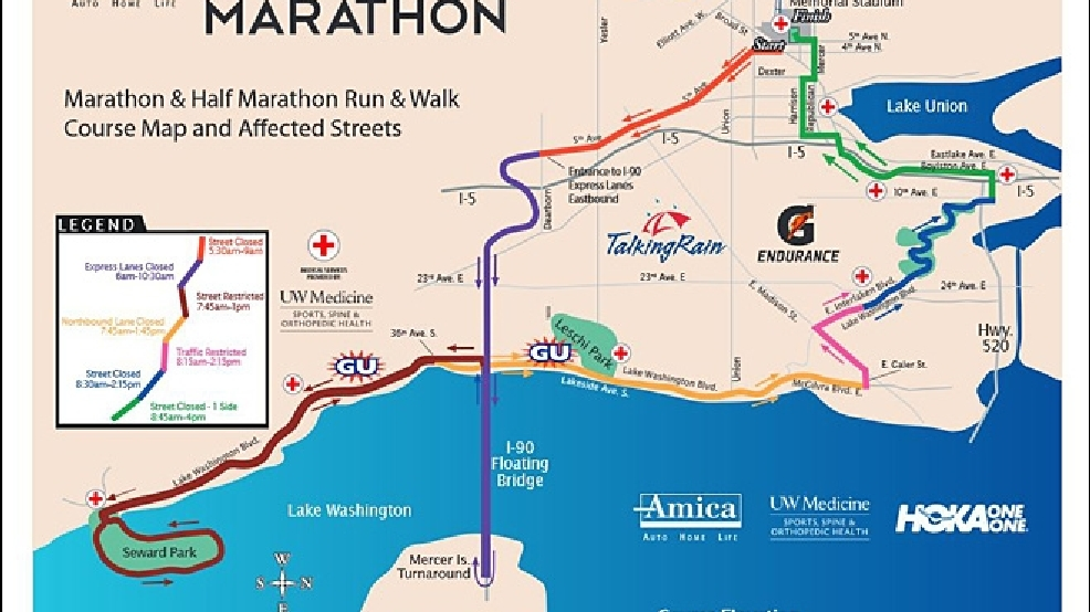 15,000 runners expected at Seattle Marathon on Sunday | KOMO