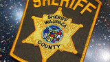 1 seriously injured after Waupaca Co. crash