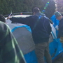 SPU makes last minute move to protect tent city