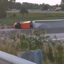 I-75 reopen following semi rollover cleanup effort