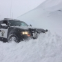 Blizzard warning in effect for Sierra; I-80 shut down, schools closed/delayed