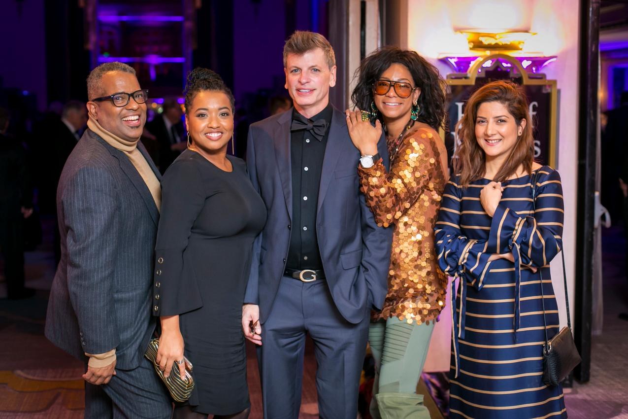 Chester Ricks, Tisha Johnson, Joe Guerra, Shawna Blank, and Sid Karimi{ }/ Image: Mike Bresnen Photography // Published: 11.17.18