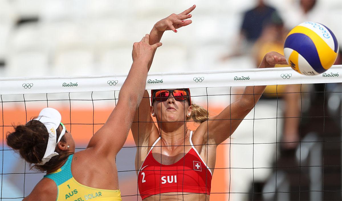 dress - Volleyball beach women olympics photo video