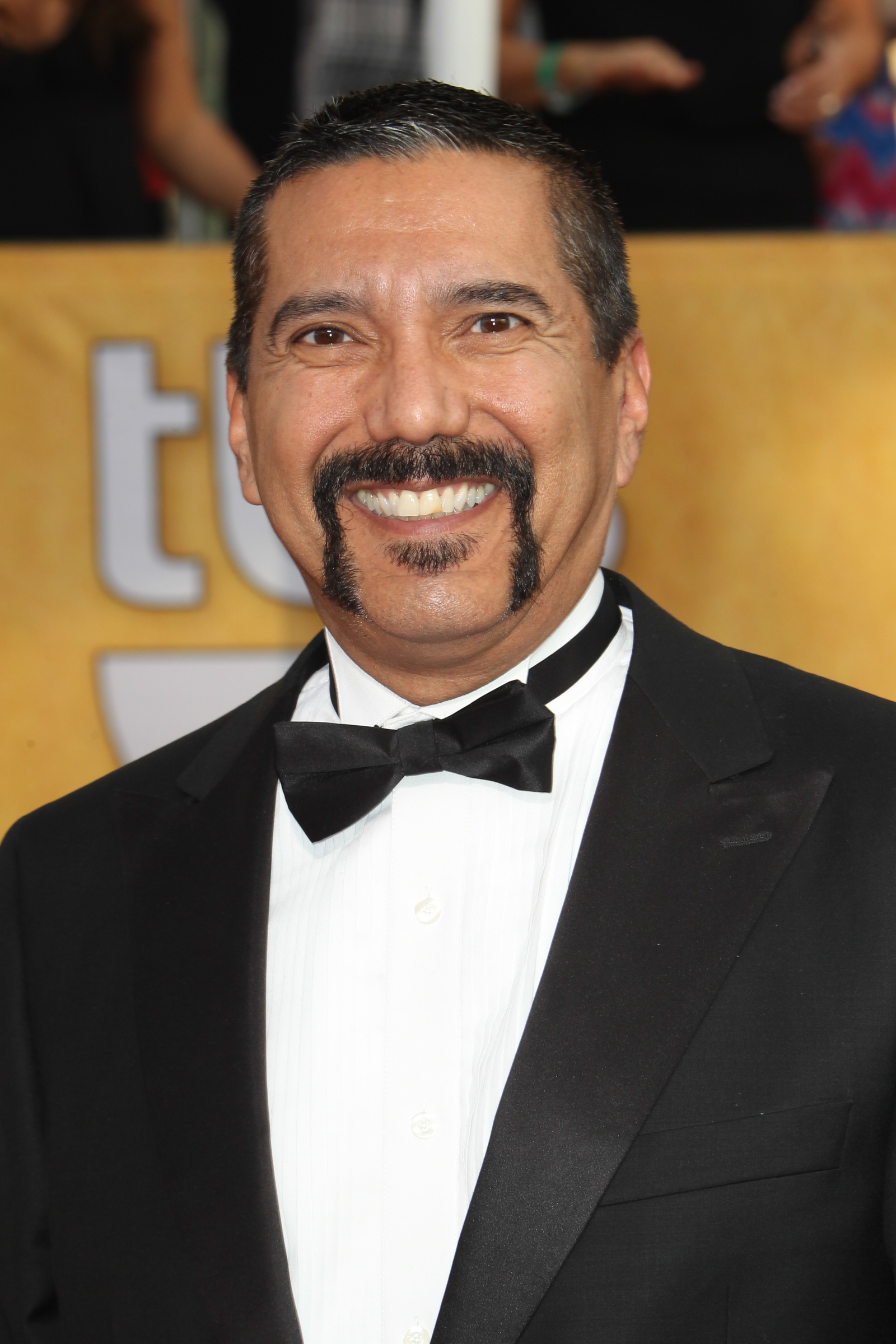 20th Annual Screen Actors Guild Awards at The Shrine - Arrivals                  California                                    Featuring: Steven Michael Quezada                  Where: West Hollywood, California, United States                  When: 18 Jan 2014                  Credit: FayesVision/WENN.com