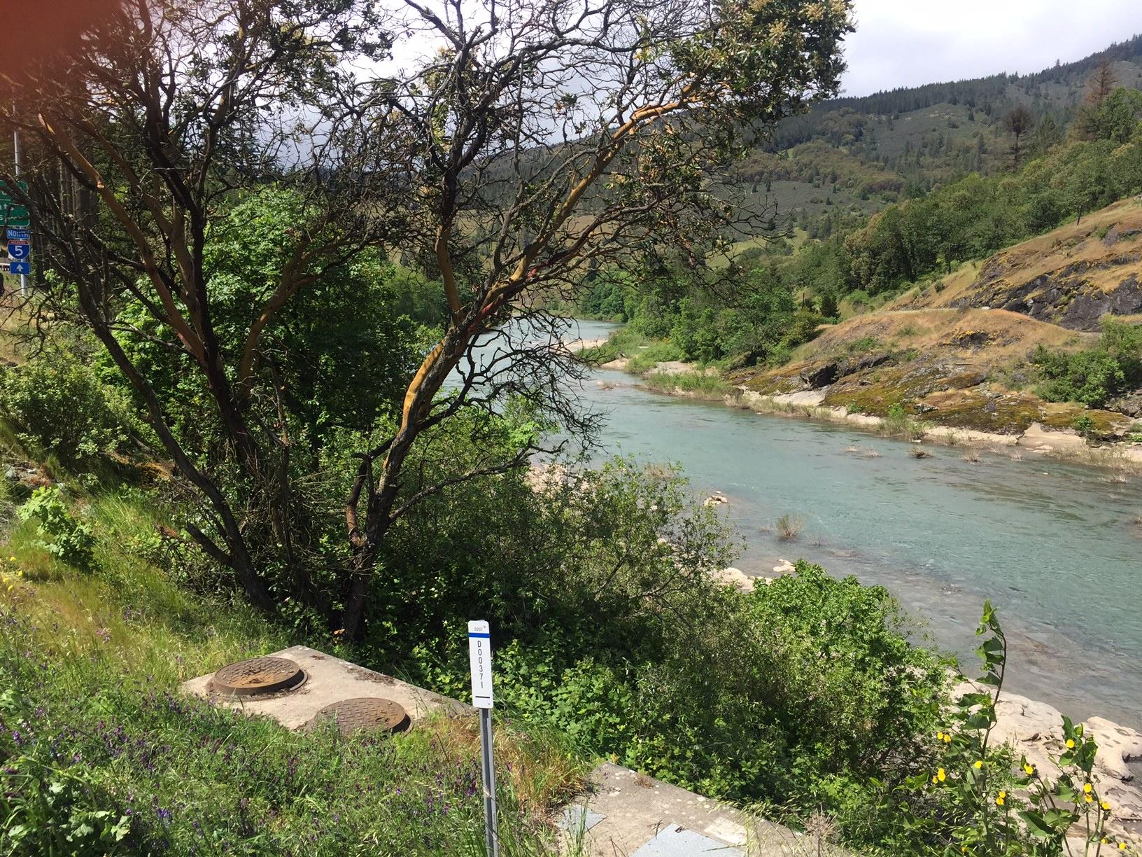 The body found along the South Umpqua River on Monday has tentatively been identified, the Douglas County Sheriff's Office said.  The man died within the last 6 months, according to the Douglas County Medical Examiner. (SBG)