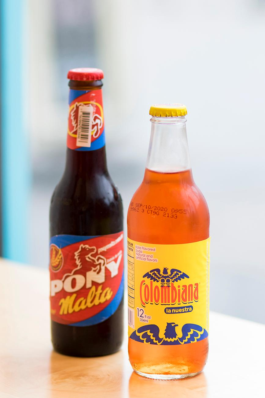 <p>Colombian beers / Image: Allison McAdams // Published: 3.4.19</p>