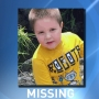 Missing 5-year-old boy's father released from jail as search continues
