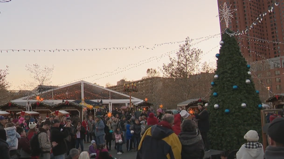 christmas village shows baltimore in a different light city leader says wbff - Christmas In Baltimore