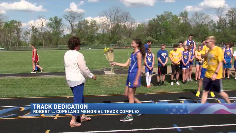 5.9.18 Video - Steubenville Central track complex dedicated in the memory of Rob Copeland