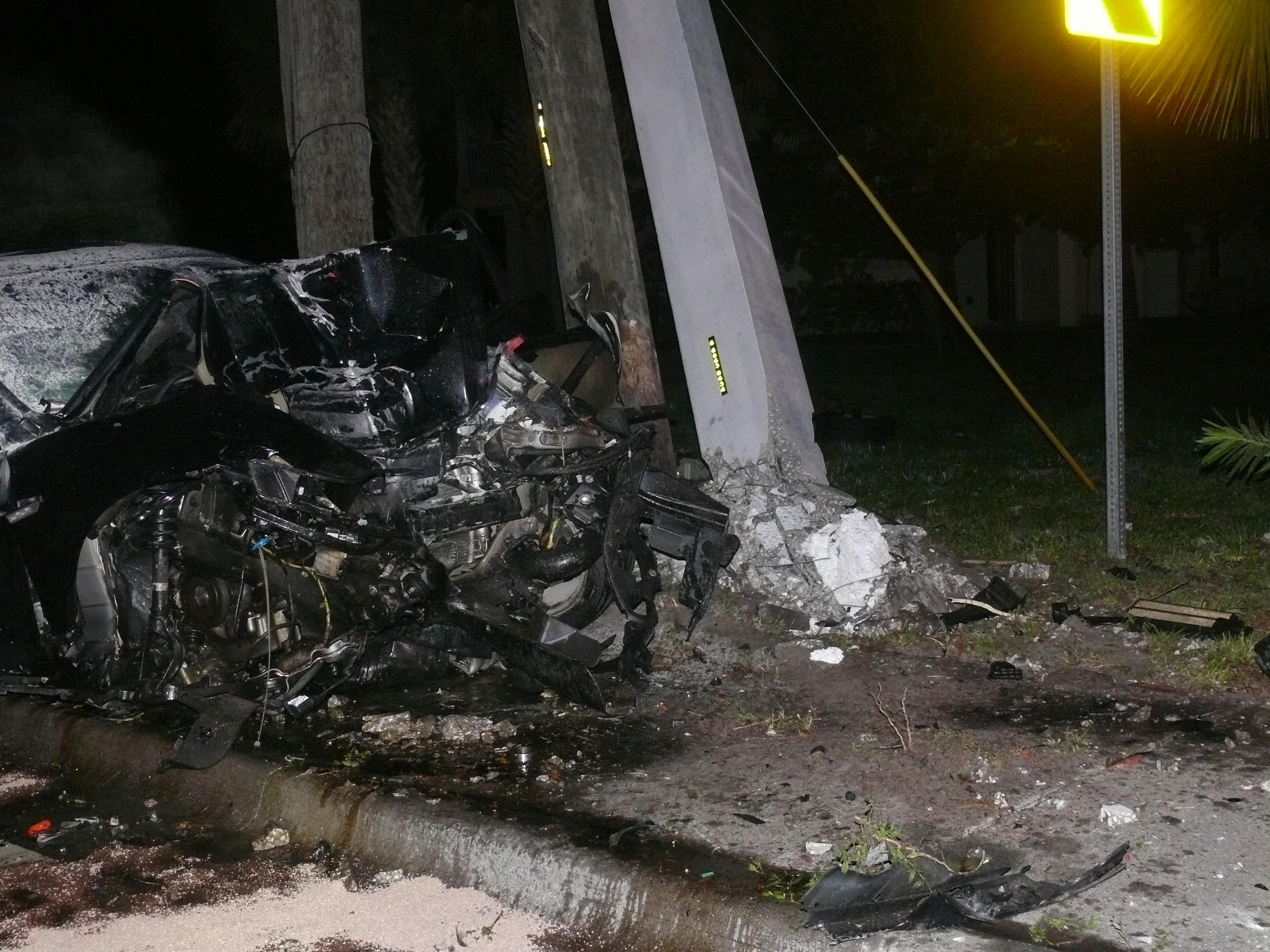 Man from Port St. Lucie killed in crash. (Port St. Lucie Police)