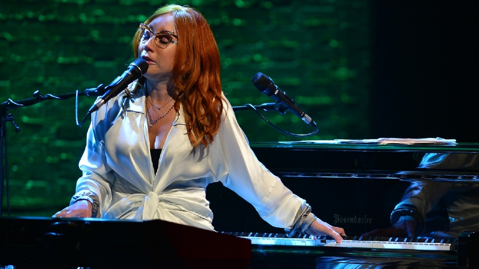 Tori Amos: 'America really needs to have a conversation about sexual assault'
