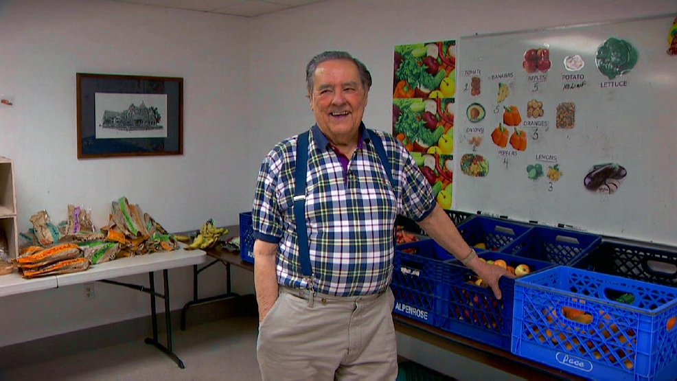William Temple House Food Pantry