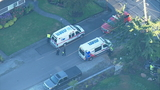 1 killed, 2 arrested after crash at Mercer Island intersection