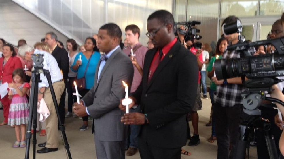 UAB Faculty And Students Remember The Nine Charleston Victims WBMA