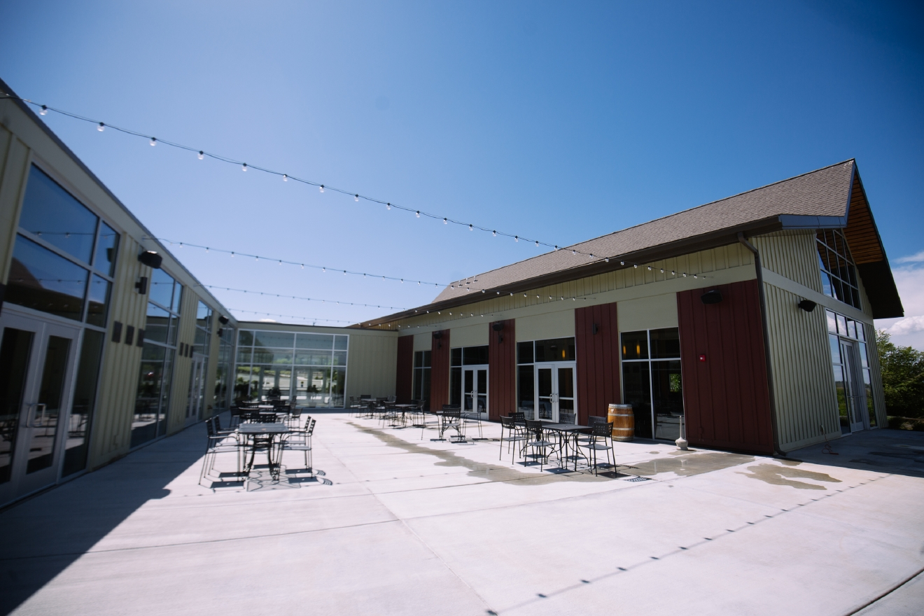 Walter Clore Wine and Culinary Center wants to be your destination to enjoy and celebrate the bounty of Washington wine, food, and agriculture through engaging experiences and innovative programs. They're open daily in Prosser, WA from 11 - 5 p.m. and offer wine tasting, delicious light bites, and wine and culinary programming. (Image: Joshua Lewis / Seattle Refined)