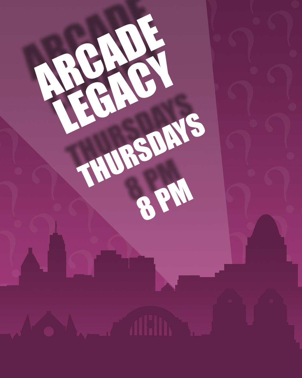 Arcade Legacy has trivia every Thursday starting at 8 PM. ADDRESS: 3929 Spring Grove Ave (45223) / Image: Phil Armstrong, Cincinnati Refined // Published: 8.30.17