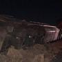 Train derails overnight near Marysville