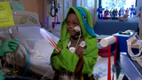 5-year-old boy who asked for birthday cards recovering after heart transplant