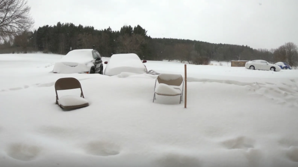 Inside the Storm: Time-lapse footage of historic 40-hour blizzard in Minnesota