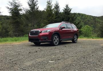 PHOTO GALLERY: 2019 Subaru Ascent