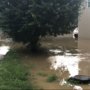 Rhea County apartment complex floods during afternoon storms