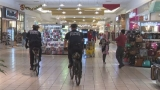 BPD bike patrols more visible at Parkdale Mall during the holidays