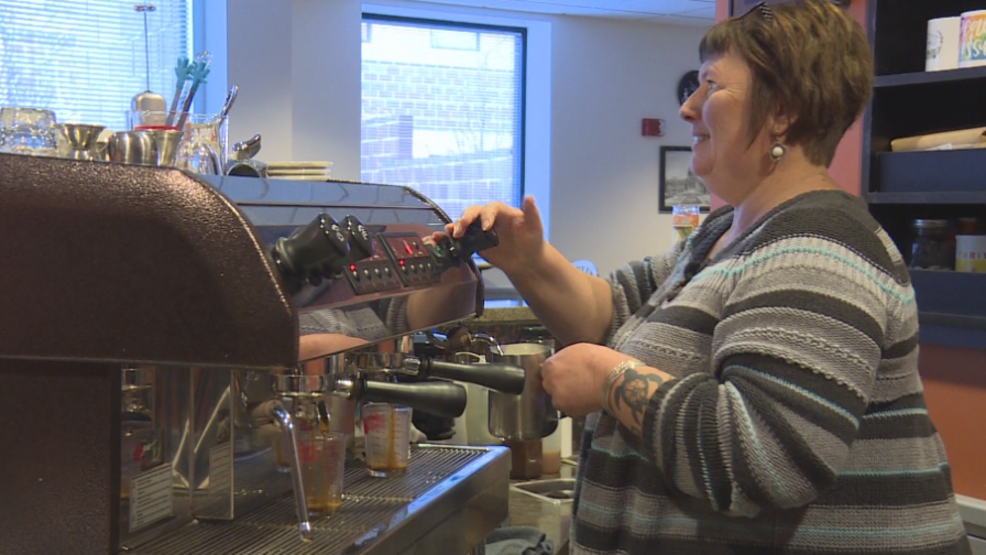Boise coffee shop doing 7 percent of its normal business